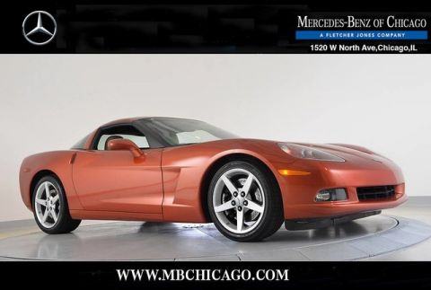 Pre-Owned 2005 Chevrolet Corvette Coupe Rear Wheel Drive Coupe