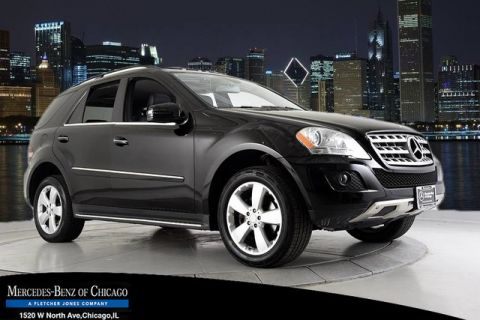 Certified Used Mercedes-Benz M-Class ML350 4MATIC®