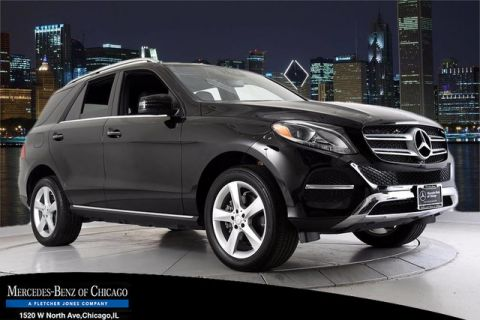 Used Mercedes-Benz GLE GLE 350 4MATIC®