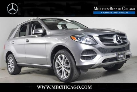 Certified Pre-Owned 2016 Mercedes-Benz GLE GLE350 4MATIC® All Wheel Drive 4MATIC® 4MATIC® SUV
