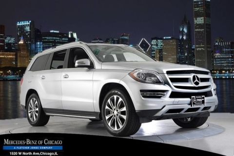 Certified Pre-Owned 2016 Mercedes-Benz GL-Class GL450 4MATIC All Wheel Drive 4MATIC 4MATIC SUV