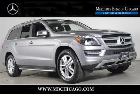 Certified Pre-Owned 2016 Mercedes-Benz GL-Class GL450 4MATIC All Wheel Drive SUV