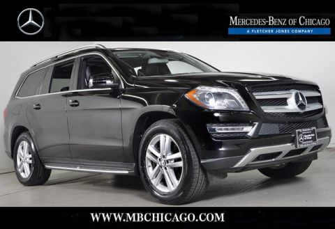 Certified Pre-Owned 2014 Mercedes-Benz GL-Class GL450 4MATIC All Wheel Drive SUV