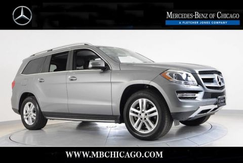 Certified Pre-Owned 2014 Mercedes-Benz GL-Class GL450 4MATIC All Wheel Drive 4MATIC 4MATIC SUV