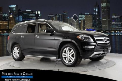 Certified Pre-Owned 2013 Mercedes-Benz GL 450 4MATIC® All Wheel Drive 4MATIC SUV