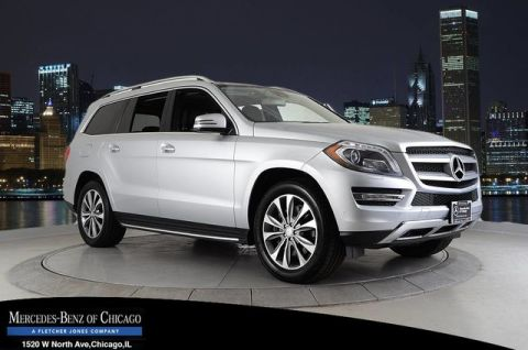 Certified Pre-Owned 2013 Mercedes-Benz GL450 4Matic All Wheel Drive 4MATIC SUV