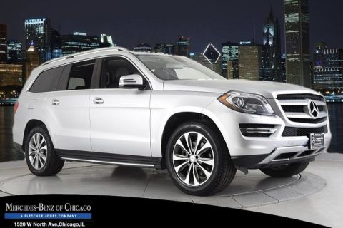 Certified Pre-Owned 2014 Mercedes-Benz GL450 4Matic All Wheel Drive 4MATIC SUV