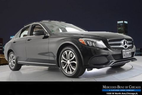 Certified Pre-Owned 2016 Mercedes-Benz C-Class C300 4MATIC All Wheel Drive 4MATIC 4MATIC Sedan
