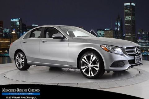 Certified Used Mercedes-Benz C-Class C300 4Matic