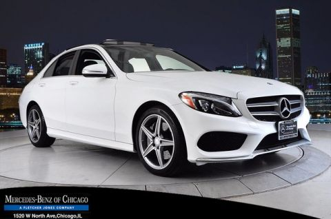 Certified Used Mercedes-Benz C-Class C 400