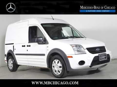 Pre-Owned 2012 Ford Transit Connect XLT Front Wheel Drive Minivan/Van