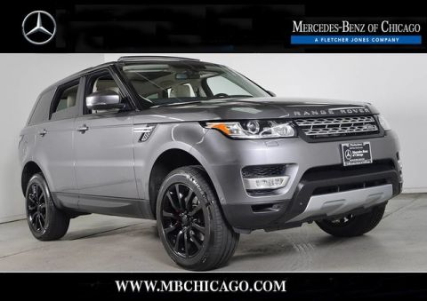 Pre-Owned 2014 Land Rover Range Rover Sport HSE Four Wheel Drive SUV