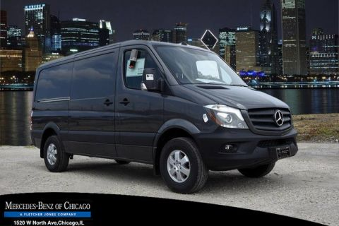 New Mercedes-Benz Sprinter Cargo Van