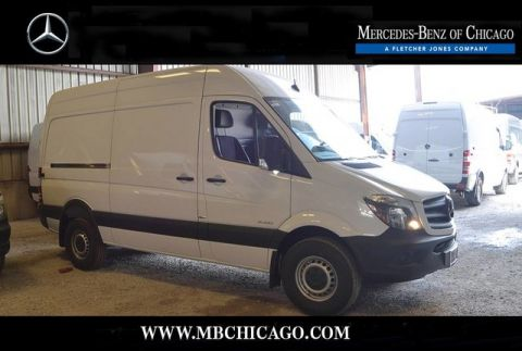 New Mercedes-Benz Sprinter Cargo Vans Cargo Vans
