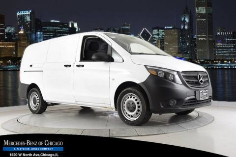 New Mercedes-Benz Metris Cargo Van