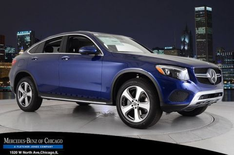 New Mercedes-Benz GLC GLC300