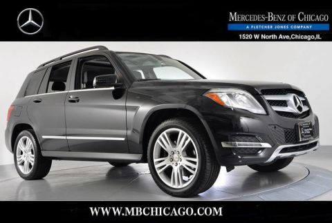 Certified Pre-Owned 2015 Mercedes-Benz GLK GLK350 4MATIC All Wheel Drive 4MATIC 4MATIC SUV