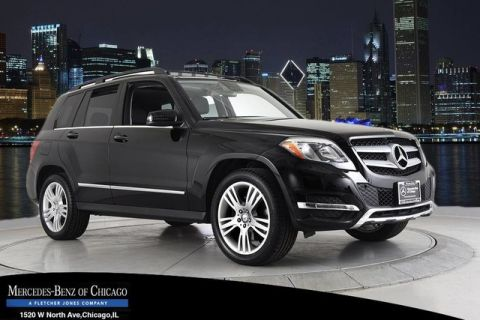 Certified Pre-Owned 2015 Mercedes-Benz GLK GLK350 4Matic All Wheel Drive 4MATIC SUV