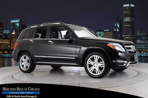 Certified Pre-Owned 2014 Mercedes-Benz GLK GLK350 4Matic All Wheel Drive 4MATIC SUV