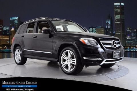 Certified Used Mercedes-Benz GLK GLK 350 4MATIC®