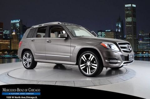 Certified Used Mercedes-Benz GLK GLK 350