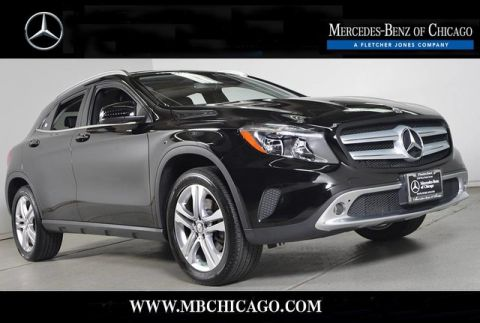 Used Mercedes-Benz GLA GLA250