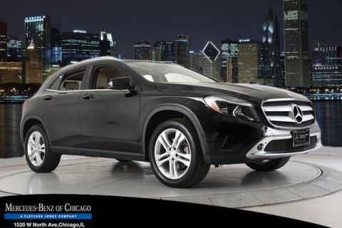 Certified Used Mercedes-Benz GLA GLA250 4MATIC®