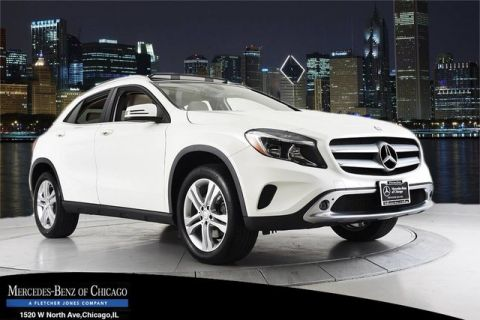 Certified Used Mercedes-Benz GLA GLA 250