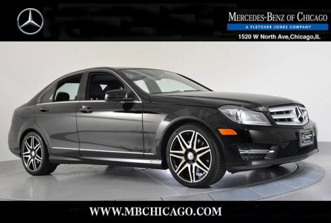Certified Used Mercedes-Benz C-Class C300 Sport 4MATIC