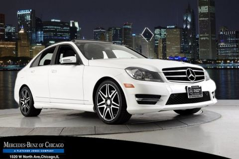 Certified Used Mercedes-Benz C-Class C 300 SPORT 4MATIC®