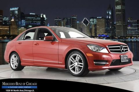 Certified Used Mercedes-Benz C-Class C300 Sport 4MATIC®