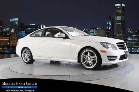 Certified Used Mercedes-Benz C-Class C350 4MATIC