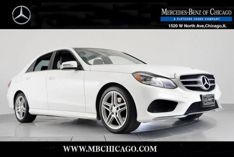 Certified Pre-Owned 2014 Mercedes-Benz E-Class E350 Sport 4MATIC® All Wheel Drive 4MATIC® 4MATIC® Sedan