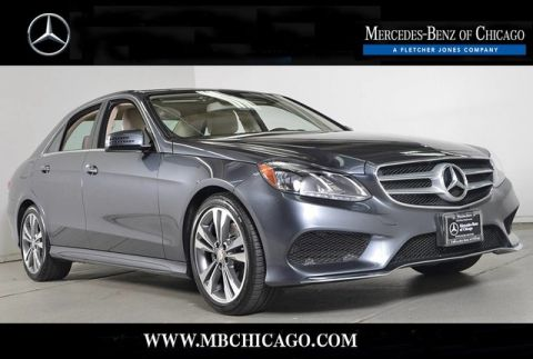Certified Pre-Owned 2016 Mercedes-Benz E-Class E350 Sport 4MATIC® All Wheel Drive 4MATIC® 4MATIC® Sedan