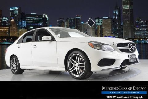 Certified Pre-Owned 2014 Mercedes-Benz E-Class E350 Sport 4MATIC All Wheel Drive 4MATIC 4MATIC Sedan