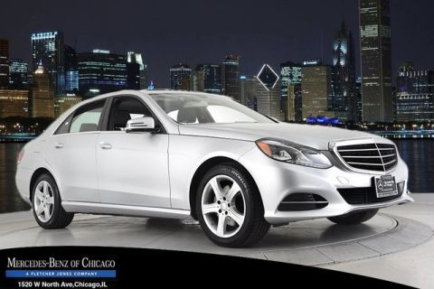 Certified Used Mercedes-Benz E-Class E350 Luxury 4Matic