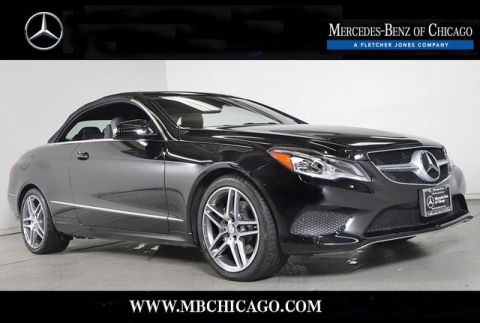 Certified Pre-Owned 2014 Mercedes-Benz E-Class E350 4MATIC Rear Wheel Drive Coupe