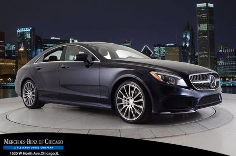 Certified Pre-Owned 2015 Mercedes-Benz CLS550 4MATIC® All Wheel Drive 4MATIC Coupe