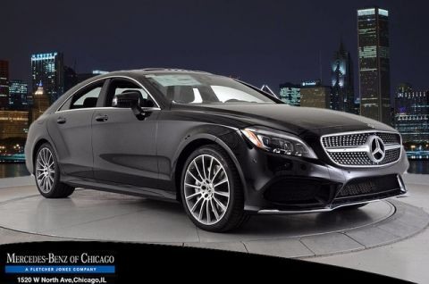 New Mercedes-Benz CLS CLS 550