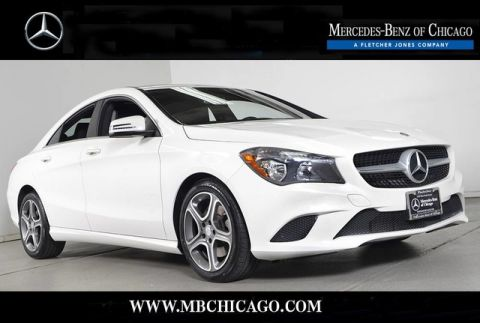 Certified Used Mercedes-Benz CLA CLA250 4MATIC
