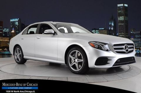 New Mercedes-Benz E-Class E300 Luxury