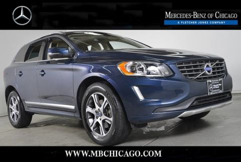 Pre-Owned 2015 Volvo XC60 T6 All Wheel Drive SUV