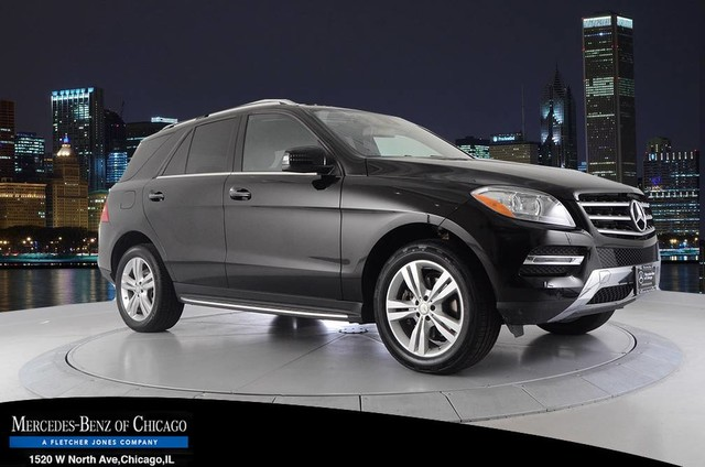 Certified pre owned 2014 mercedes benz m class ml350 for 2014 mercedes benz m class ml350 suv
