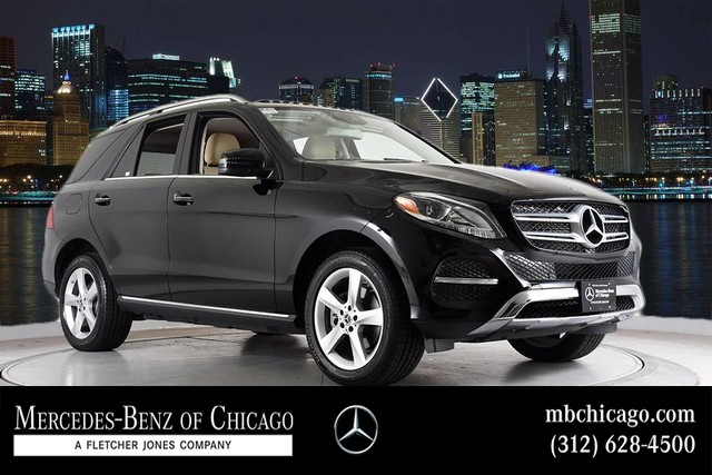 Certified Pre Owned 2018 Mercedes Benz Gle Gle 350 Suv In Chicago