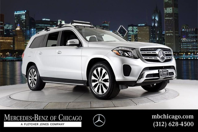 Certified Pre-Owned 2017 Mercedes-Benz GLS GLS 450 W DRIVERS ASSISTANCE AND PANO