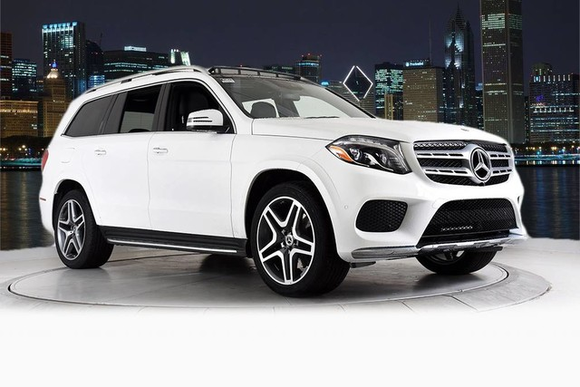 New 2019 Mercedes-Benz GLS GLS 550