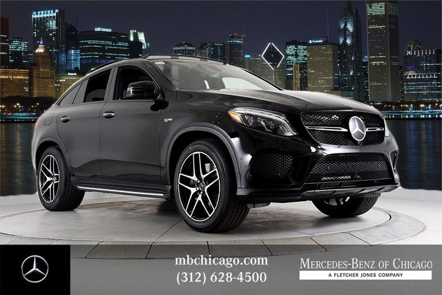 New Mercedes Suv >> New 2019 Mercedes Benz Gle Amg Gle 43 Suv In Chicago M18935