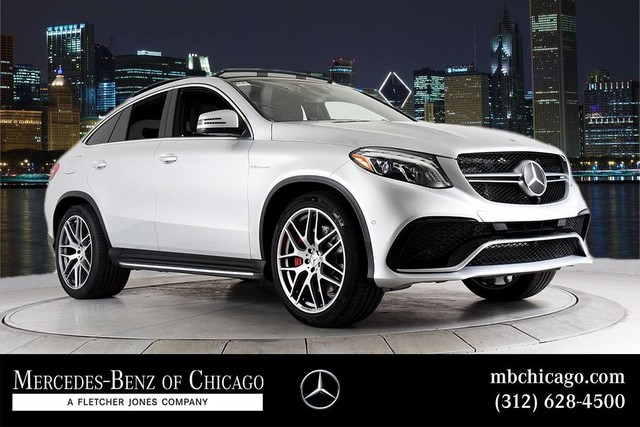 New 2019 Mercedes Benz Gle Amg 63 S