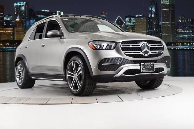 2020 GLE 350 4MATIC® SUV Previous Loaner
