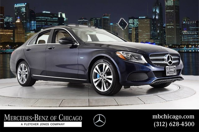 Certified Pre-Owned 2017 Mercedes-Benz C-Class C 350e